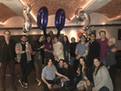 <p>Amid Thanksgiving homecomings, the Class of 2009 gathered to reminisce at their 10-year reunion. The class of 2014 reconnected at their 5-year reunion.</p>