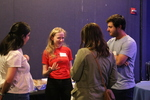 <p>Alumni Visit Day brought former students to the middle and upper campus to reconnect with faculty and staff, find out what's new at Wildwood, and discuss their journeys with current students.</p>