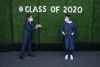 <p>We were so excited to celebrate the Class of 2020 with a drive-through diploma ceremony. Graduates came in decorated cars to get their photos taken as they received their yearbook, diplomas, and a gift from the Alumni Association (all while safely wearing masks and physically distanced). Congratulations to our graduates!</p>