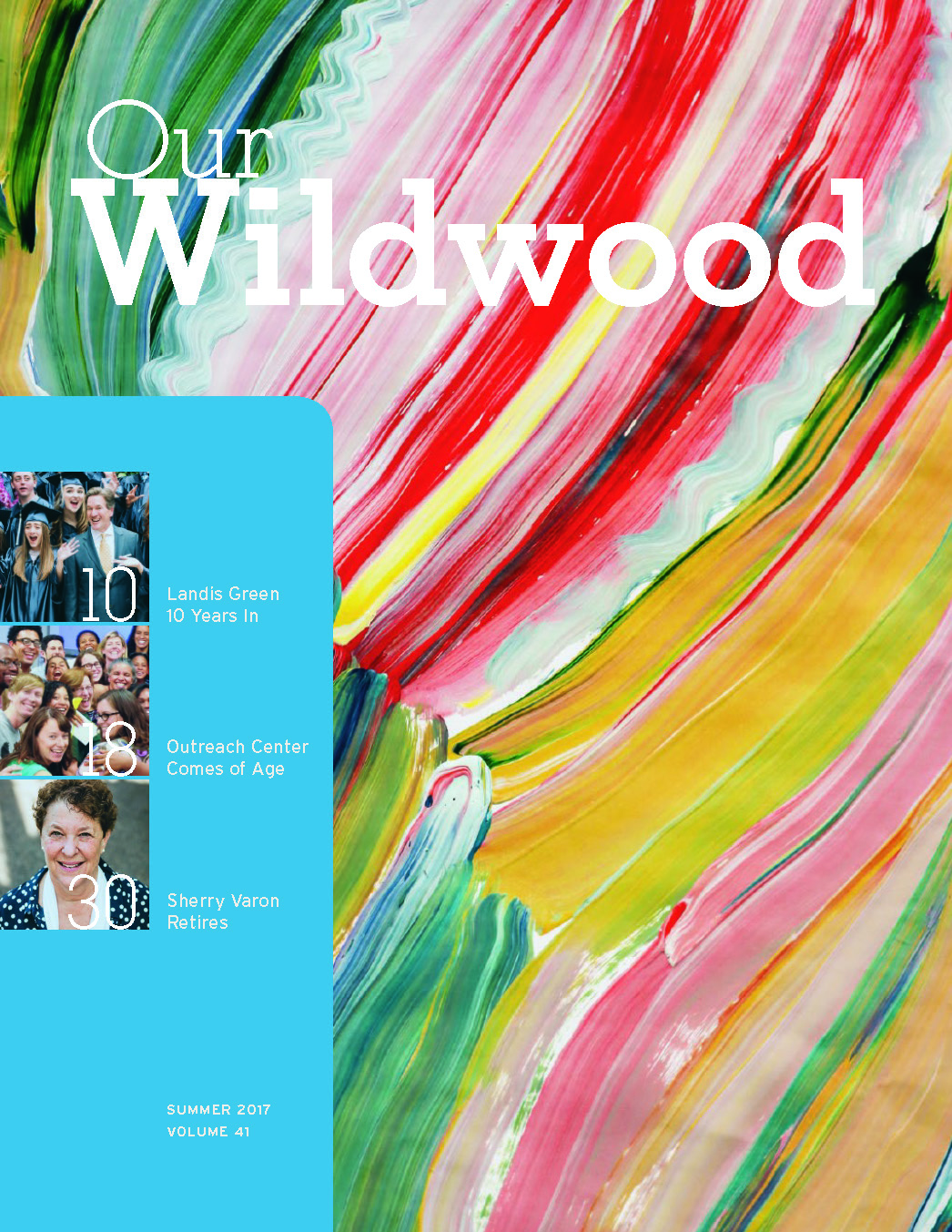 Wildwood School, Our Wildwood Volume 41