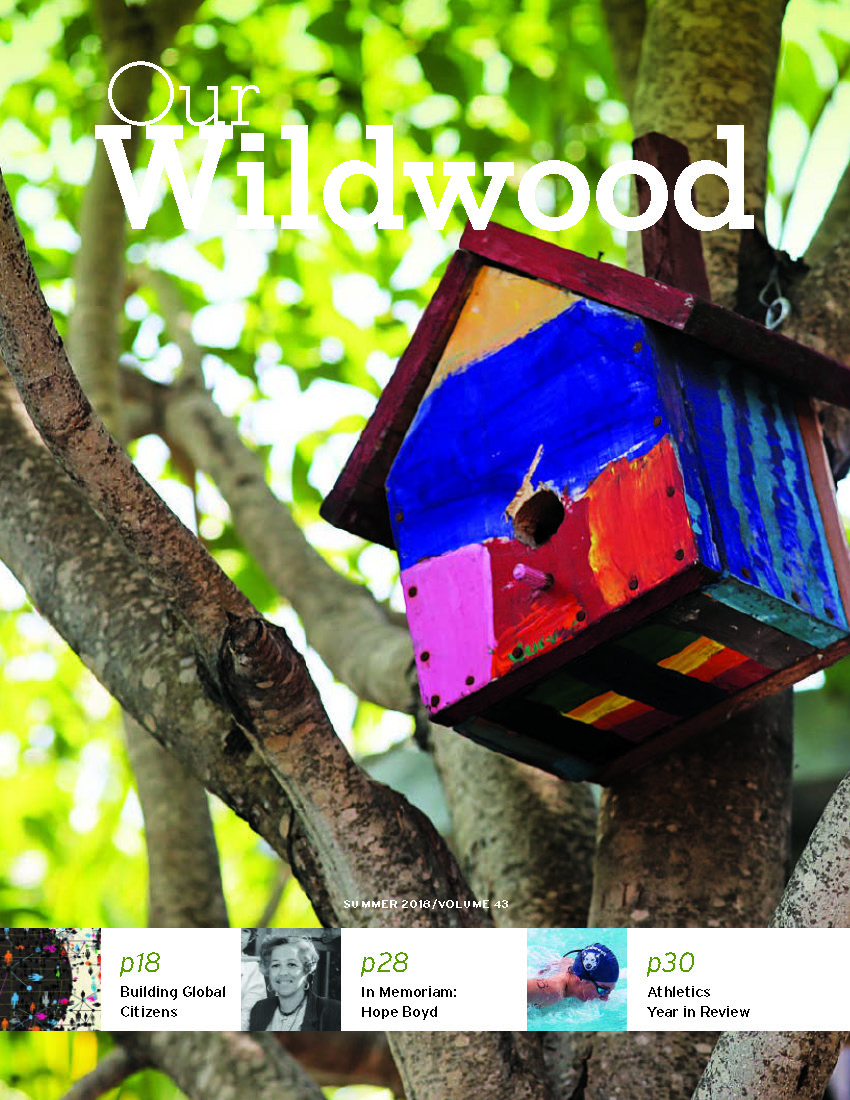 Wildwood School, Our Wildwood Volume 43