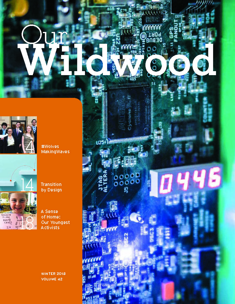 Wildwood School, Our Wildwood Volume 42