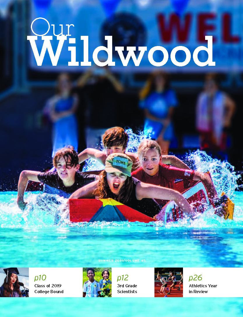 Wildwood School, Our Wildwood Volume 45