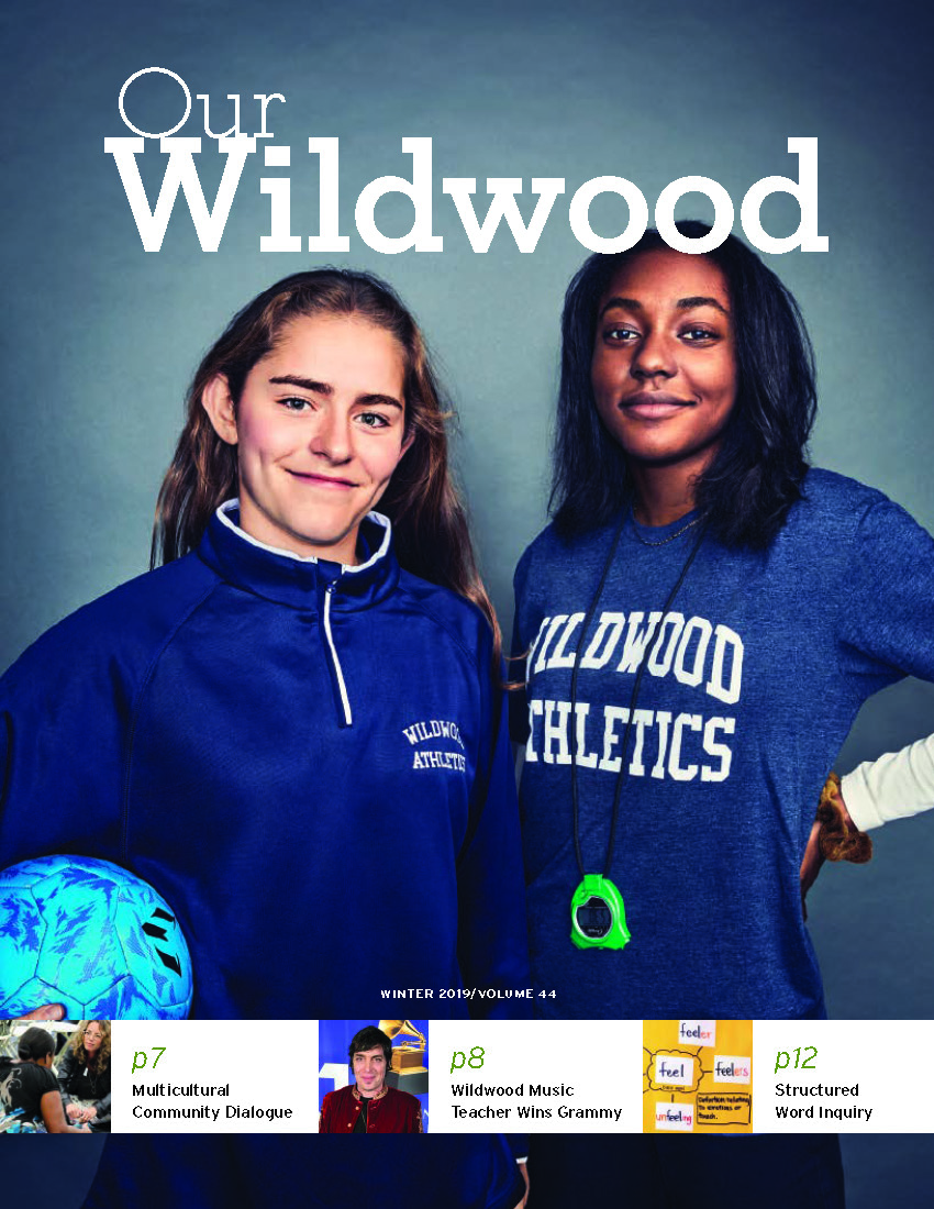 Our Wildwood, Winter 2019, Volume 44, Wildwood Athletics